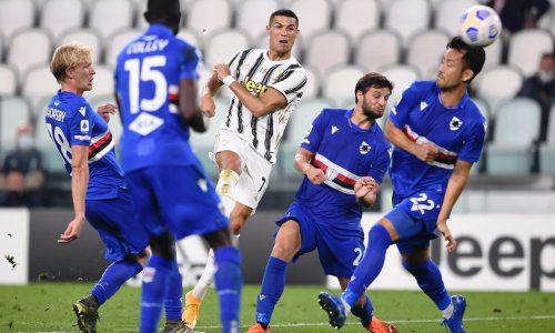 Juventus-Sampdoria 3-0: commento e pagelle