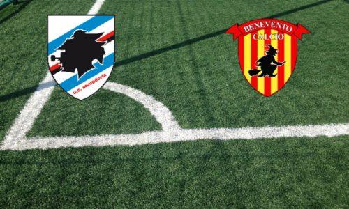Sampdoria-Benevento: conferenze e probabili formazioni