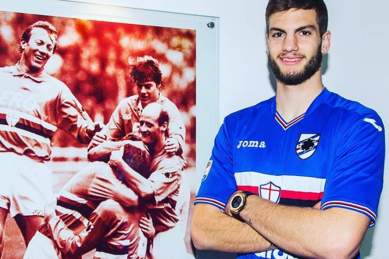 Lorenco Simic (Sampdoria 2016/17)