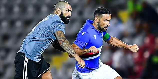 Alessandria-Sampdoria 2-2 (amichevole)