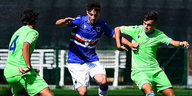 Primavera: Sampdoria-Lazio 1-1, un pari molto stretto