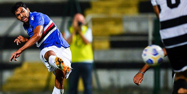 Derthona-Sampdoria 0-3 (amichevole)