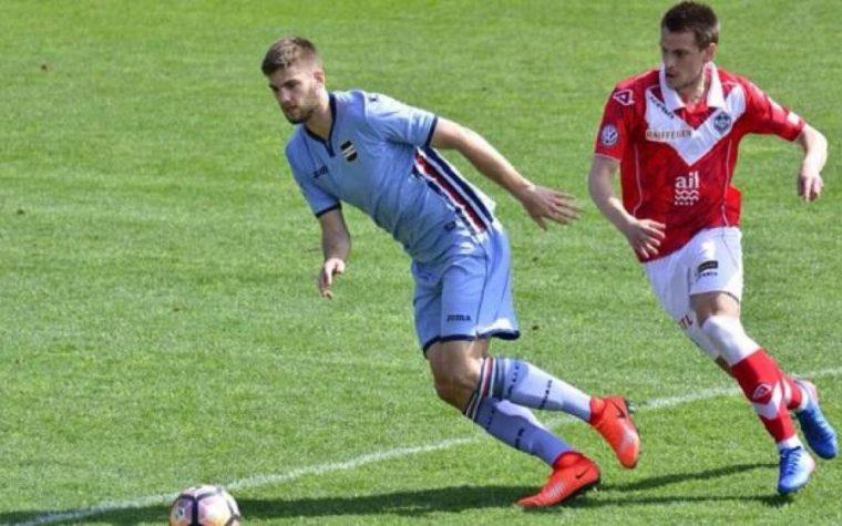 Lorenco Simic (Sampdoria 2017)