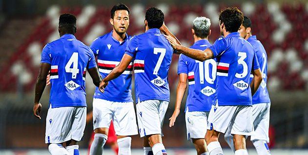 Piacenza-Sampdoria 0-3 (amichevole)