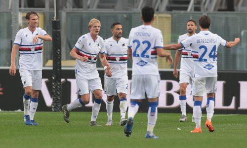 Atalanta-Sampdoria 1-3: comento e pagelle