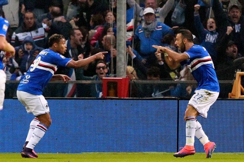 Serie A 2016/17: Sampdoria-Genoa 2-1