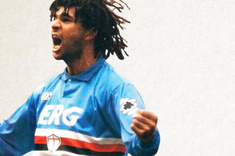 Ruud Gullit (Sampdoria 1993/94 e 1994/95)
