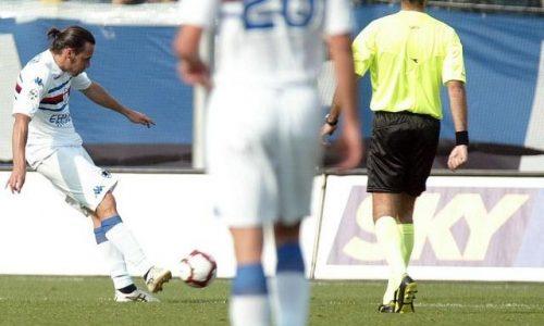 Serie A 2009/10: Atalanta-Sampdoria 0-1