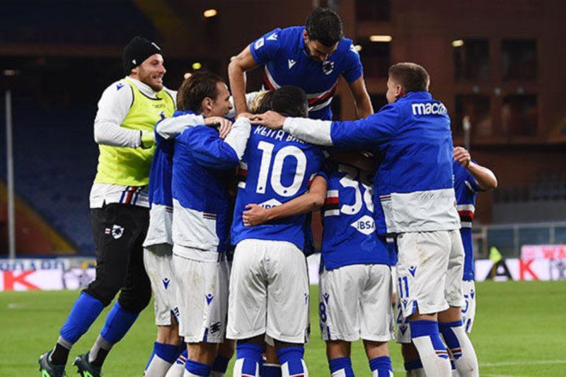 Sampdoria-Salernitana 1-0: commento e pagelle