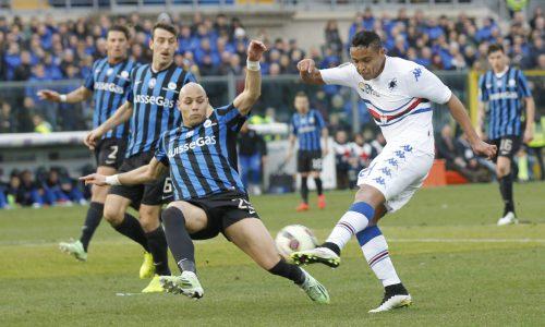Serie A 2014/15: Atalanta-Sampdoria 1-2