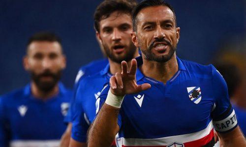 Sampdoria-Lazio 3-0: video di azioni e interviste