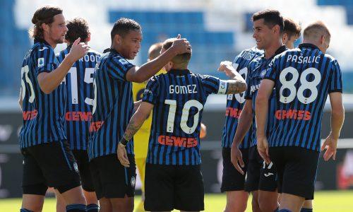 Serie A 2020/21 (andata): il punto sull'Atalanta