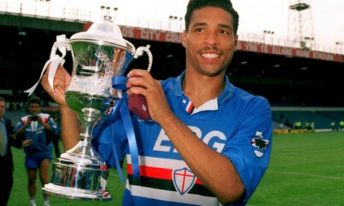 Desmond Sinclair Walker (Sampdoria 1992/93)