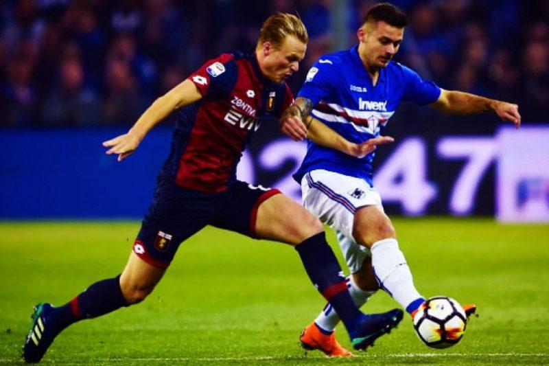 Serie A 2017/18: Sampdoria-Genoa 0-0
