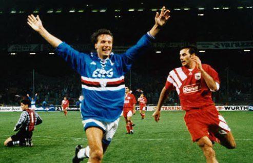 Riccardo Maspero(Sampdoria1994/95)