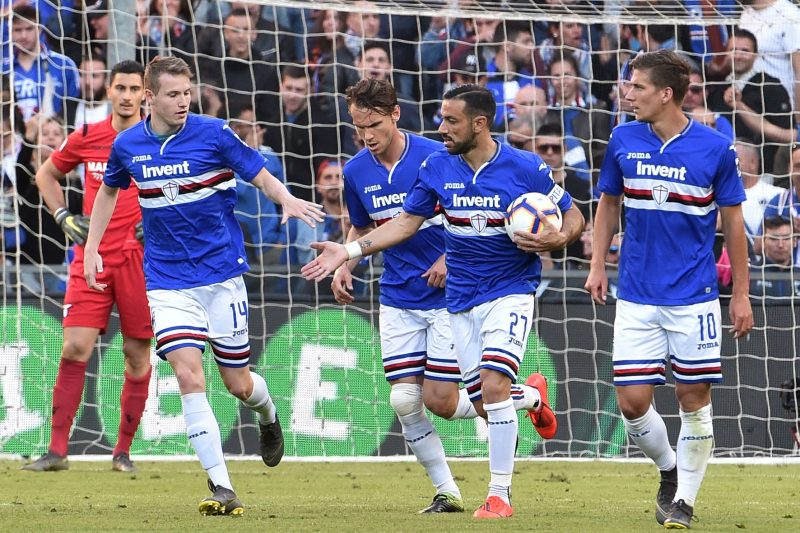 Precedenti di Sampdoria-Lazio (2000-2019)