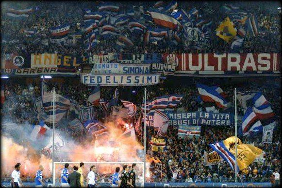 Serie A 2006/07: Sampdoria-Lazio 2-0