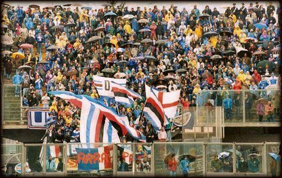 Serie A 1992/93: Atalanta-Sampdoria 1-2