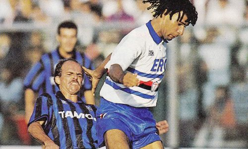 Serie A 1993/94: Atalanta-Sampdoria 1-4