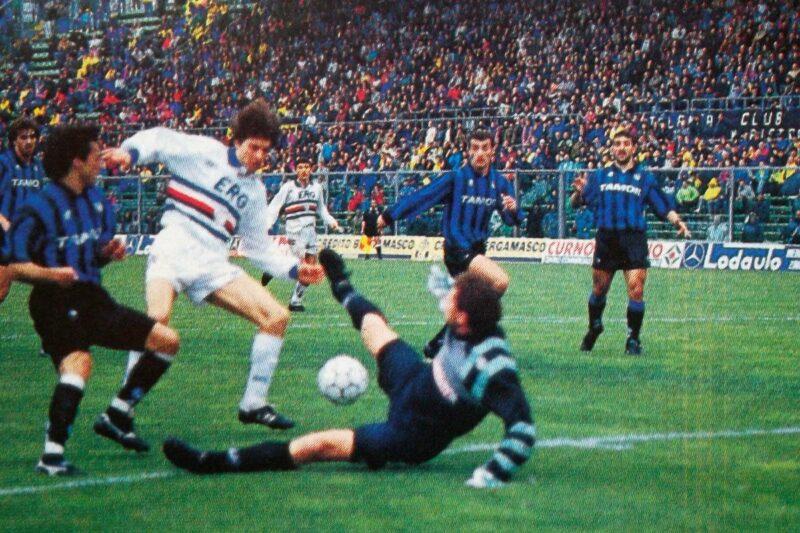 Sampdoria – Partite ufficiali 1992/93