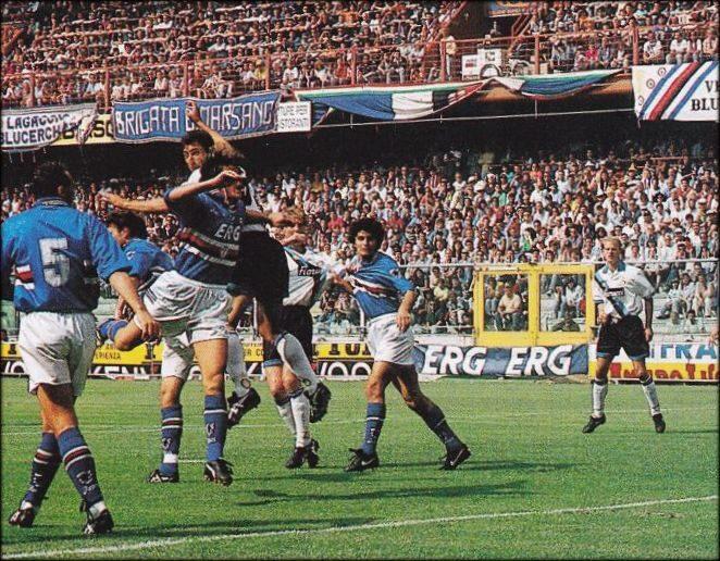 Sampdoria – Partite ufficiali 1994/95