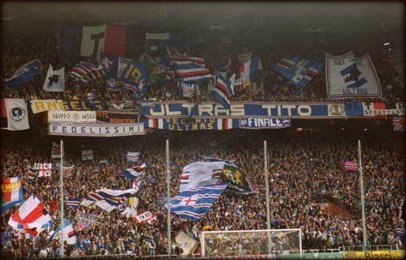 Serie B 1999/00: Sampdoria-Salernitana 2-4