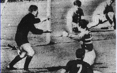 Serie B 1966/67: Sampdoria-Salernitana 1-0