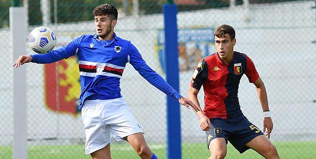 Primavera: Genoa-Sampdoria 1-0, derby perso in 10