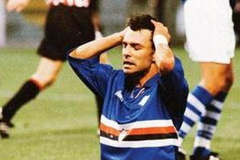 Sandro Tovalieri (Sampdoria 1997/98)