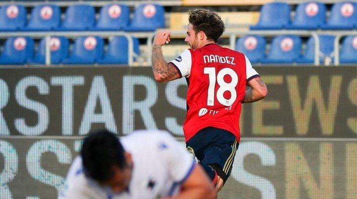 Cagliari-Sampdoria 2-0: video di azioni e interviste