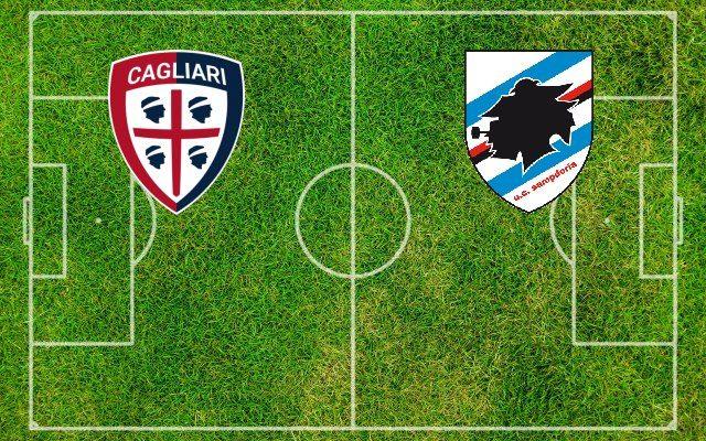 Cagliari-Sampdoria: formazioni e conferenze