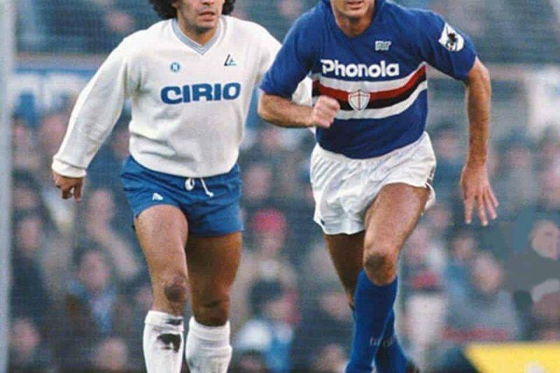 Trevor John Francis (Sampdoria 1982-1986)
