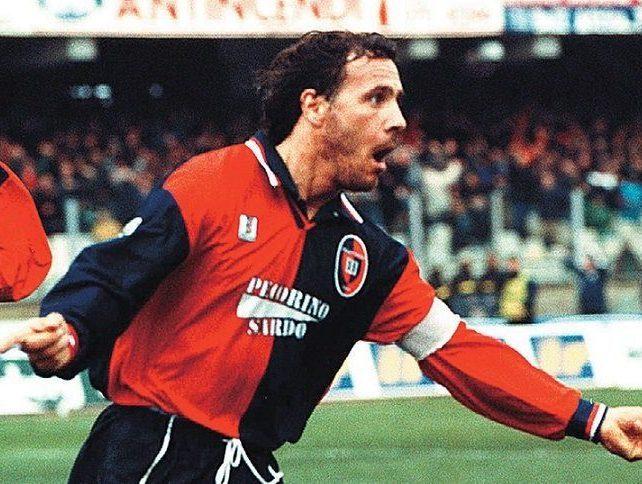 Serie A 1998/99: Cagliari-Sampdoria 5-0
