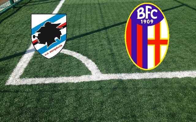 Sampdoria-Bologna: formazioni ufficiali