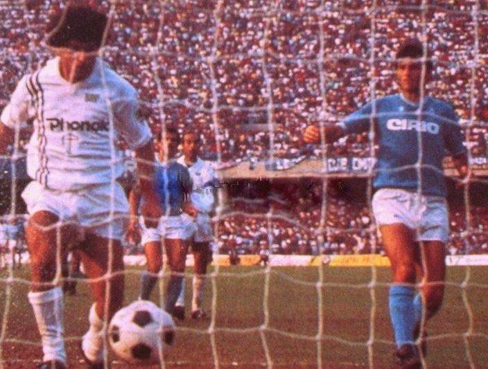 Serie A 1984/85: Napoli-Sampdoria 1-1
