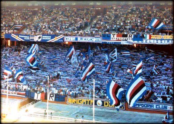 Coppa Italia 1989/90: Genoa-Sampdoria 0-1