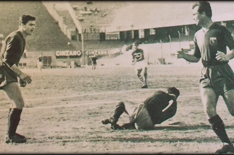 Coppa Italia 1958: Sampdoria-Genoa 0-2