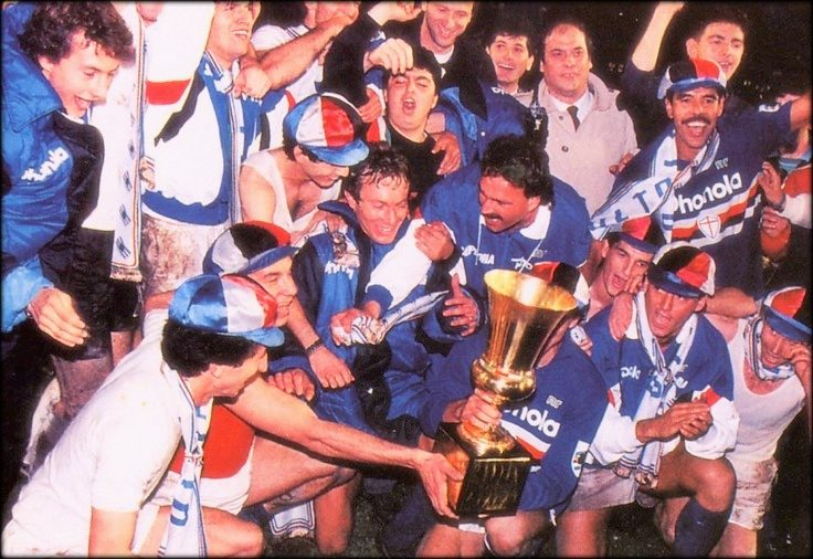 Sampdoria – Partite 1987/88
