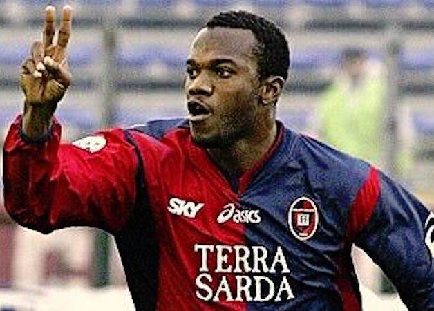 Serie A 2005/06: Cagliari-Sampdoria 2-0