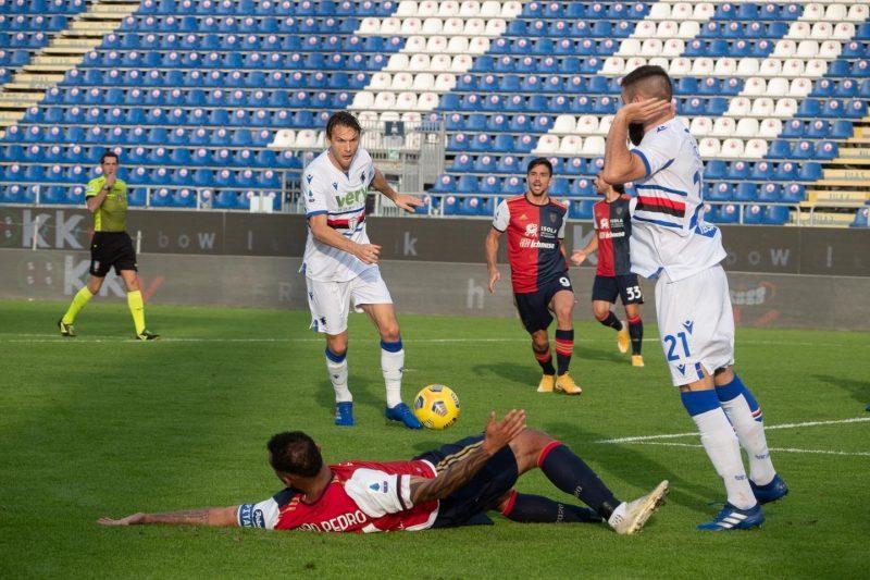 """Continua la serie di """"suicidi"""" della Samp a Cagliari"""
