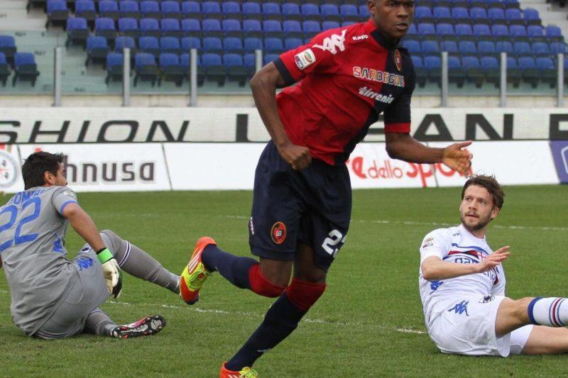 Serie A 2012/13: Cagliari-Sampdoria 3-1