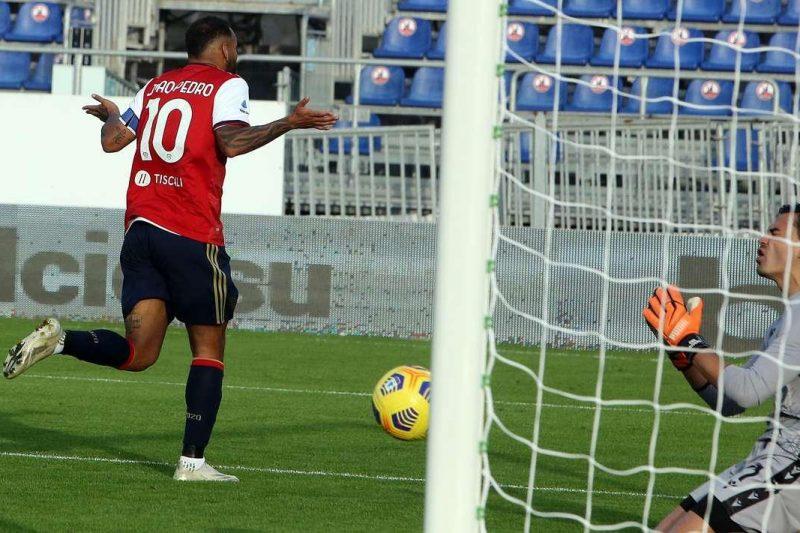 Cagliari-Sampdoria 2-0: commento e pagelle