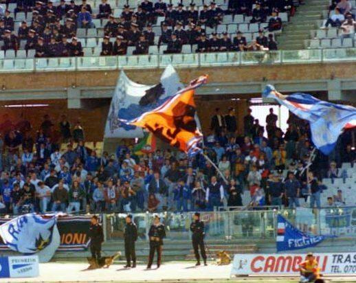 Serie A 1993/94: Cagliari-Sampdoria 0-0