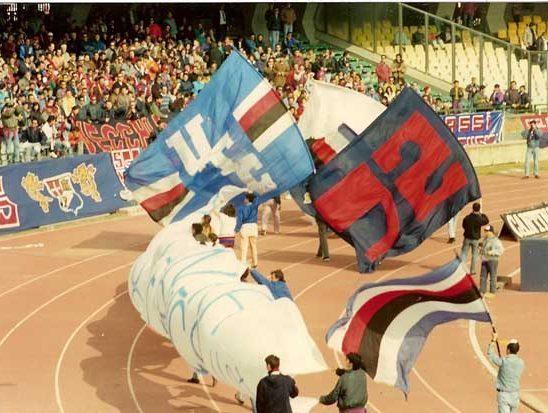 Serie A 1992/93: Cagliari-Sampdoria 0-2