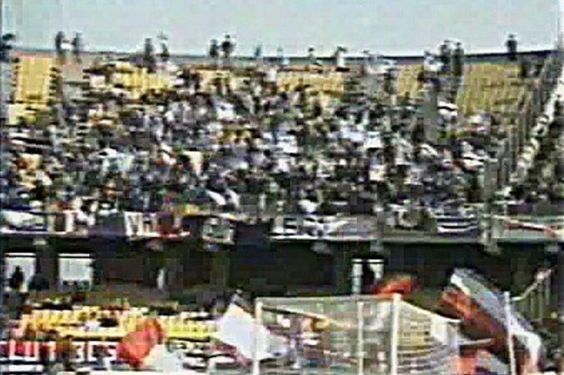 Serie A 1990/91: Cagliari-Sampdoria 0-0