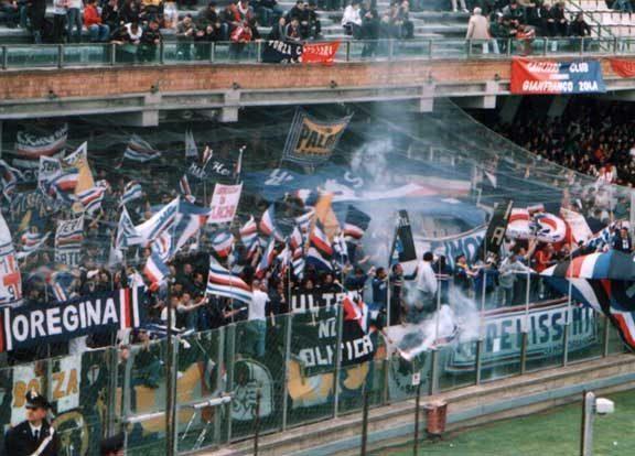 Serie A 2004/05: Cagliari-Sampdoria 0-0