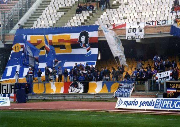 Serie A 1995/96: Cagliari-Sampdoria 3-0