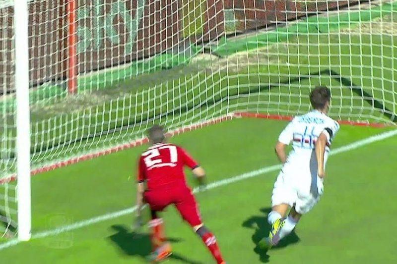 Serie A 2014/15: Cagliari-Sampdoria 2-2
