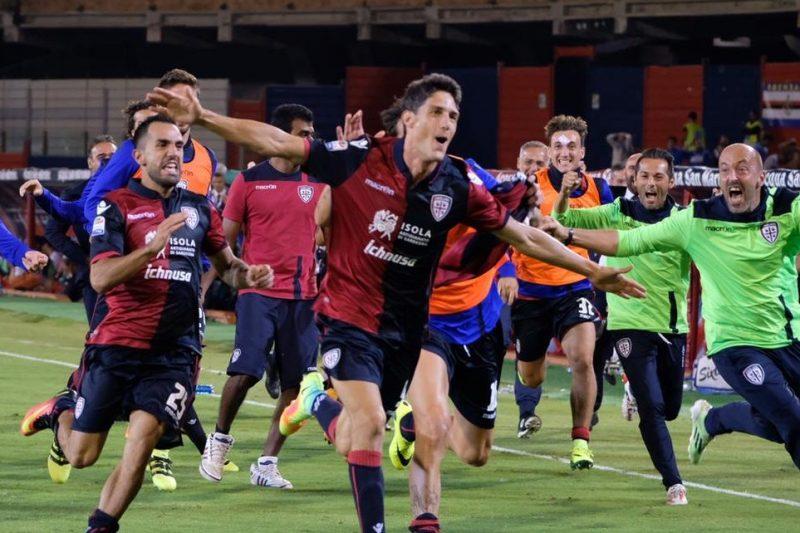 Serie A 2016/17: Cagliari-Sampdoria 2-1