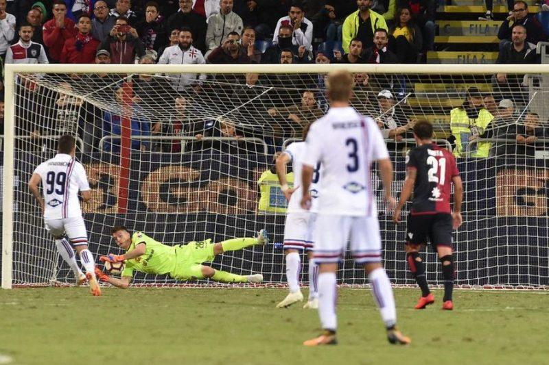 Serie A 2018/19: Cagliari-Sampdoria 0-0